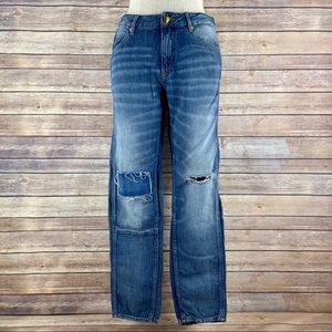 Scotch & Soda Bandit Slim Tapered Distressed Jeans